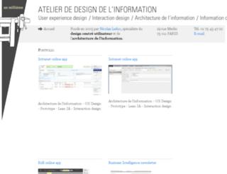 un-millieme.net screenshot