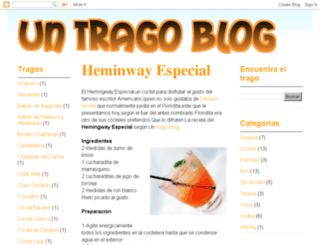 un-trago.blogspot.com screenshot