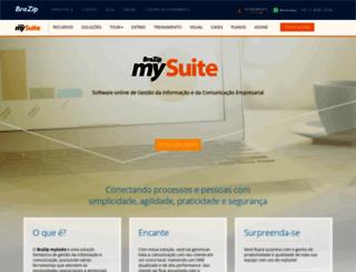 una.mysuite.com.br screenshot