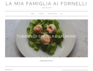 unafamigliaaifornelli.blogspot.it screenshot