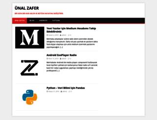 unalzafer.com screenshot