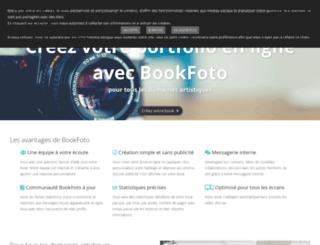unangeailleurs.bookfoto.com screenshot