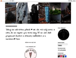 unasnakopecku.blogspot.cz screenshot