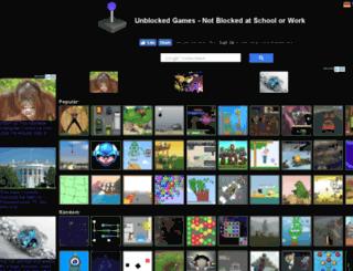 unblocked-games4.com screenshot