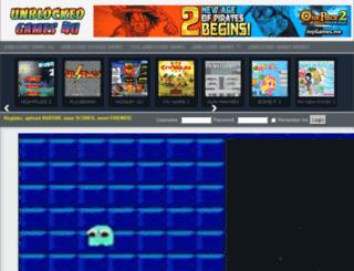 unblockedgames4u.net screenshot
