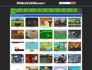 unblockedgames6.com screenshot
