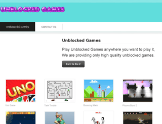 unblockedgamescollection.weebly.com screenshot