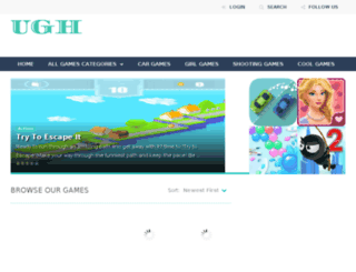 unblockedgameshub.org screenshot