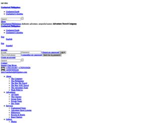 unchartedphilippines.com screenshot