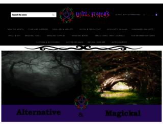 unclefesters.com.au screenshot