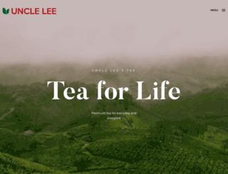 unclelee.com screenshot