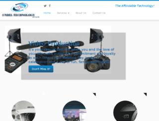 undeltechnology.co.za screenshot