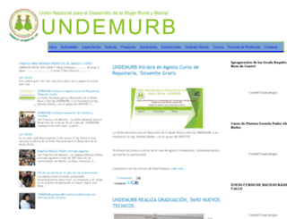 undemurb.org screenshot