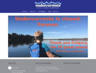 undercurrents.ca screenshot