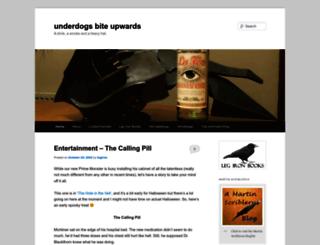 underdogsbiteupwards.wordpress.com screenshot