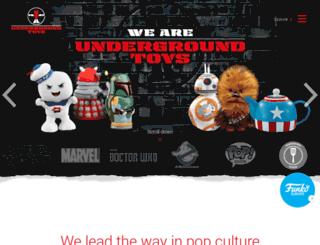 underground-toys.com screenshot
