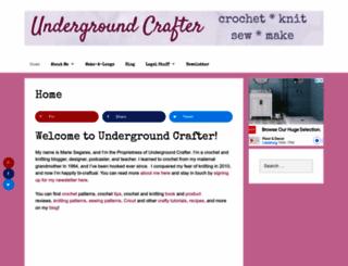undergroundcrafter.com screenshot