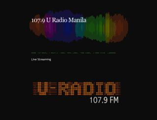 undergroundradiomanila.webs.com screenshot
