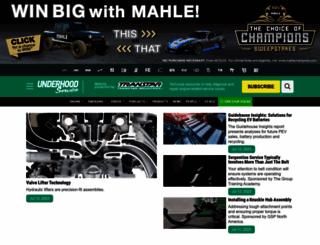 underhoodservice.com screenshot