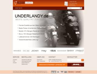 underlandy.de screenshot