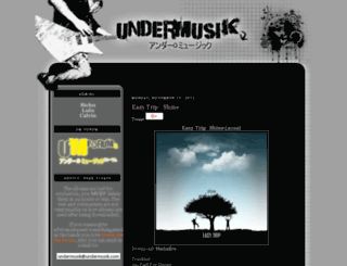 undermusik.com screenshot