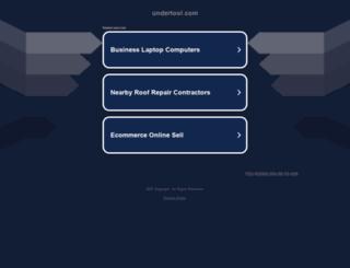 undertool.com screenshot