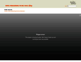 underware.nl screenshot