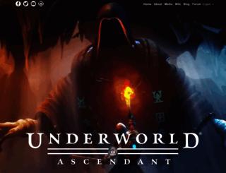 underworldascendant.com screenshot