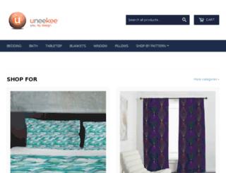 uneekee.com screenshot