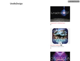 unellodesign.itch.io screenshot