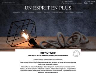 unespritenplus.com screenshot
