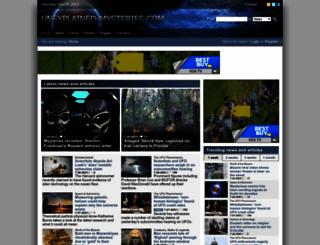 unexplained-mysteries.com screenshot