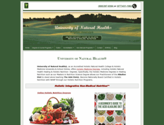 unh-edu.org screenshot