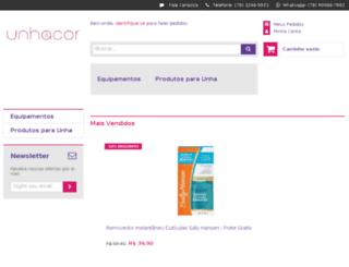 unhaecor.com screenshot