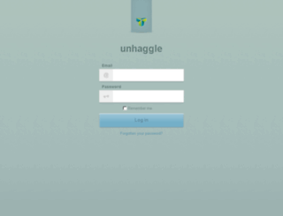 unhaggle.testlodge.com screenshot