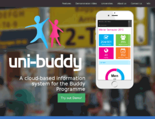 uni-buddy.com screenshot