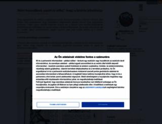 uniballuniverzum.blog.hu screenshot