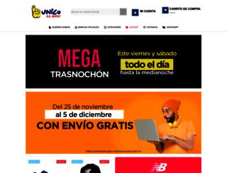 unico.com.co screenshot