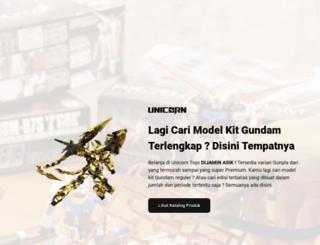 unicorn-toys.com screenshot