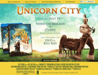 unicorncity.com screenshot