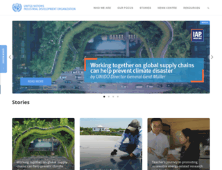 unido.org screenshot