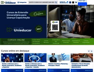 unieducar.org.br screenshot