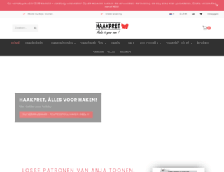 uniekadoos.nl screenshot