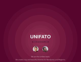 unifato.net screenshot