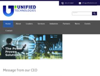 unifiedtech.originalimpressions.com screenshot