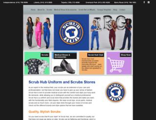 uniformsprn.com screenshot