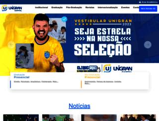 unigrancapital.com.br screenshot