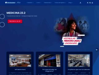 unigranrio.br screenshot