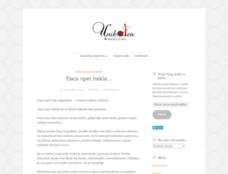 unikatea.wordpress.com screenshot
