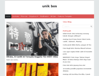 unikbos.blogspot.com screenshot